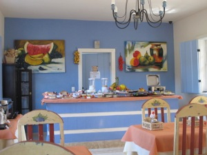 Villa Alfres - Café da Manhã