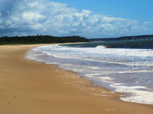 Caminhada até a Praia do Espelho