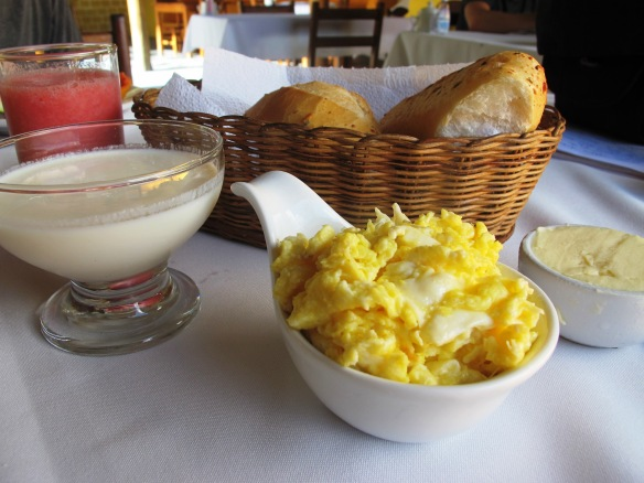 Café da manhã - Casinhas da Bahia