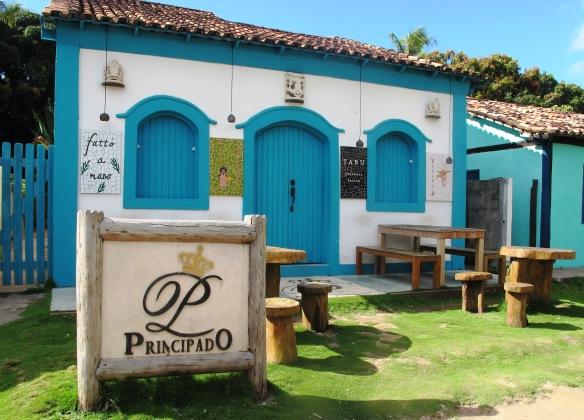 Principado - Restaurante em Caraíva