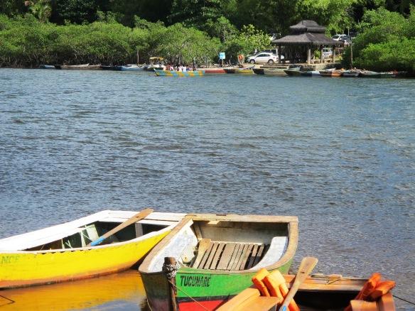 Travessia de Canoa - Caraíva