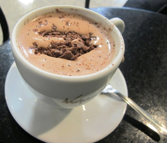Chocolate quente - Kopenhagen