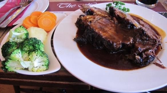 Roast Rib of Prime Irish Beef