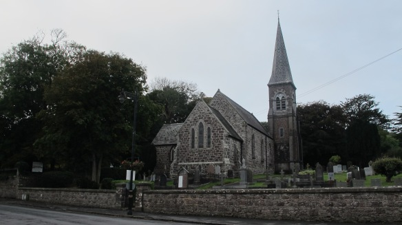 Dunmore East, Waterford, Irlanda - Church