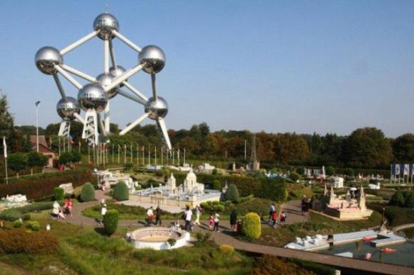 Foto retirada do site do Atomium