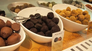 Chocolate Belga - Bruxelas, Belgica