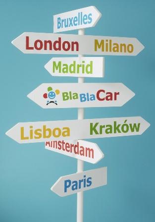 Bla bla car - Caronas na Europa