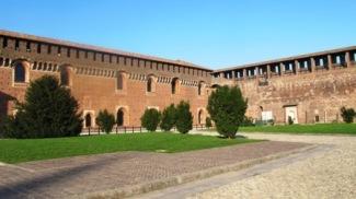 Castello Sforzesco - Milão, Itália 2 (2)
