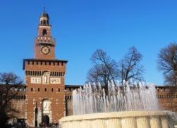 Castello Sforzesco - Milão, Itália 2