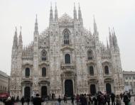 Duomo - Milão - Itália