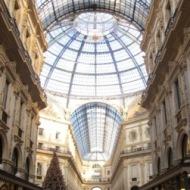 Galeria Vittorio Emanuele - Milão - Itália