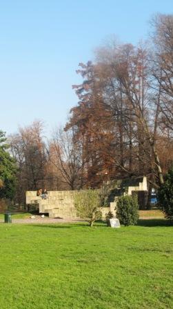 Parque Sempione - Milão, Itália 4