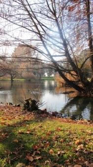 Parque Sempione - Milão, Itália 5