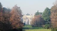 Parque Sempione - Milão, Itália