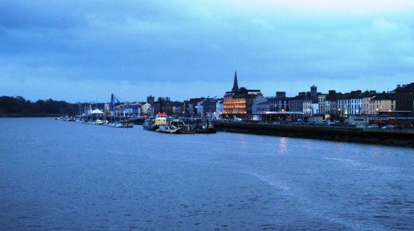 Waterford Intercâmbio Irlanda Cidade
