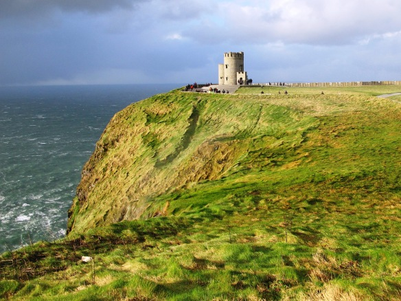 Galway, Cliffs of Moher