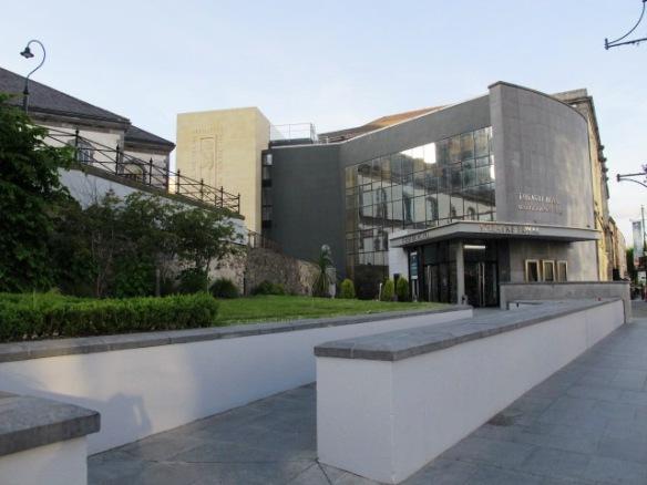 Waterford - Irlanda_Teatro e Museu Medieval