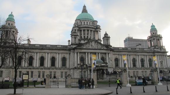 City Hall em Belfast 3