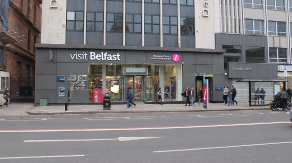 Escritório de Turismo de Belfast