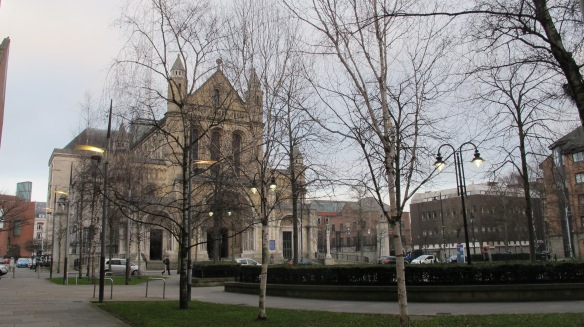 Saint Anne's Catedral em Belfast