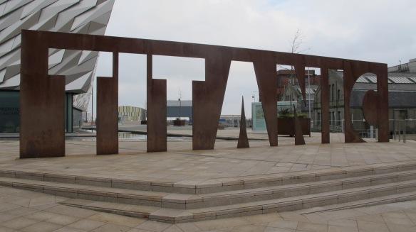 Titanic em Belfast