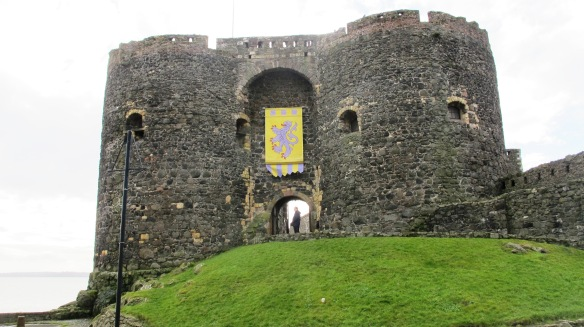 Carrickfergus castle - BELFAST 3