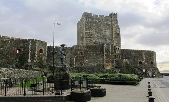 Carrickfergus castle - BELFAST